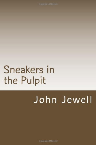 9781484114339: Sneakers in the Pulpit