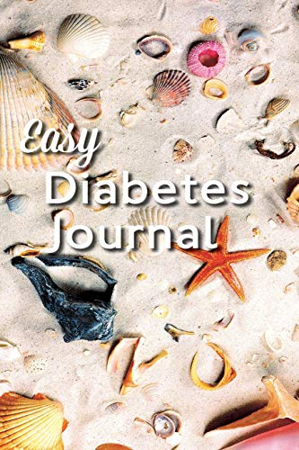 Easy Diabetes Journal: Pretty Seashells: Smith, Gary