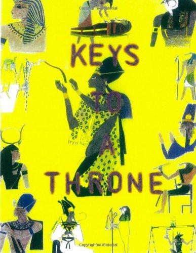 9781484116760: Keys to a Throne: Secrets behind the Throne