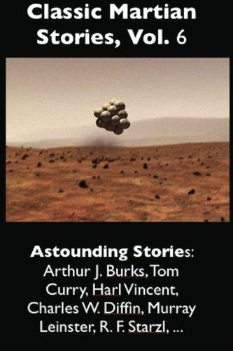 9781484118825: Classic Martian Stories, Vol. 6