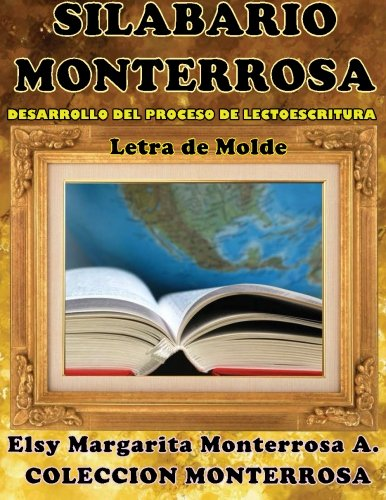 9781484122051: Silabario Monterrosa - Color: Desarrollo del Proceso de Lectoescritura (Volume 9) (Spanish Edition)