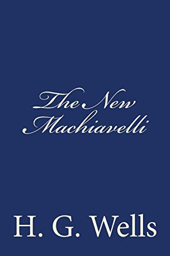 9781484130018: The New Machiavelli