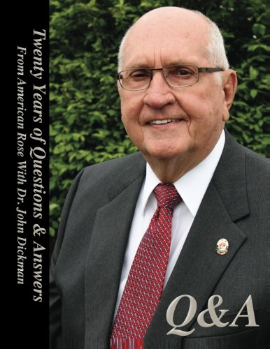 9781484132500: Q&A: Twenty Years of Questions & Answers with Dr. John T. Dickman