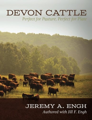 Devon Cattle: Perfect for Pasture, Perfect for Plate: Engh, Jeremy A