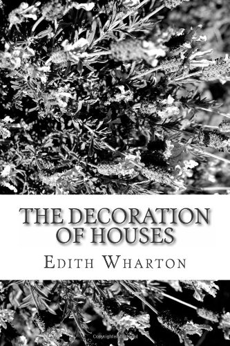 9781484140512: The Decoration of Houses