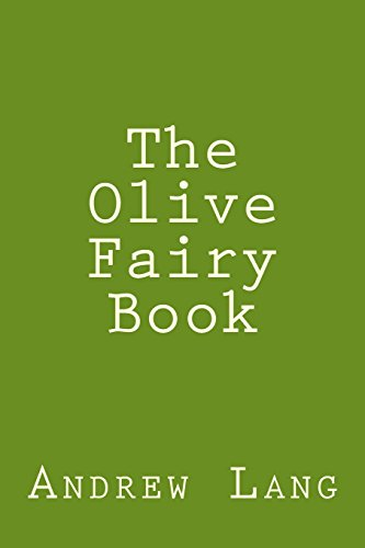 9781484148433: The Olive Fairy Book