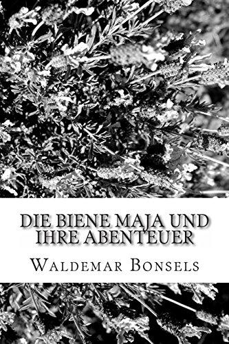 9781484149584: Die Biene Maja und ihre Abenteuer