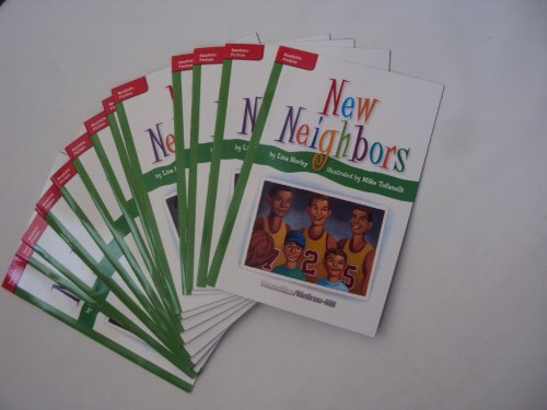 9781484150658: Guided Reading Level R Classroom Set (9) : New Neighbors - Benchmark 40 - Lexile 590 (Grade 3, Guided Reading Books)