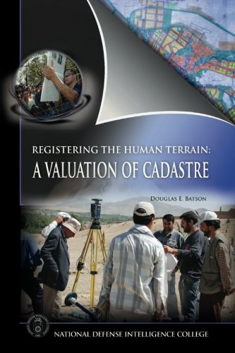 9781484162286: Registering the Human Terrain: A Valuation of Cadastre