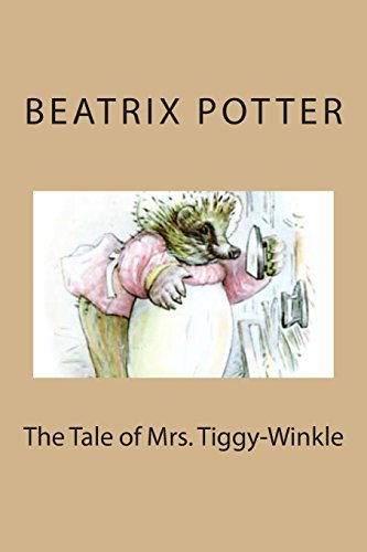 9781484162989: The Tale of Mrs. Tiggy-Winkle