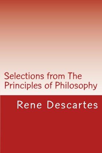 9781484164563: Selections from The Principles of Philosophy