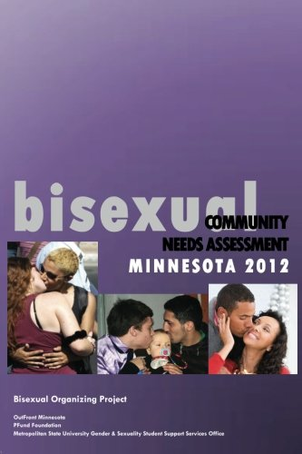 9781484174838: Bisexual Community Needs Assessment 2012