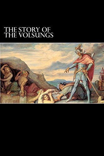 9781484175958: The Story of the Volsungs: (Volsunga Saga)