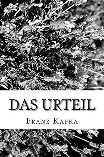 9781484180754: Das Urteil (German Edition)