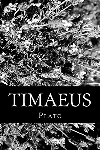 9781484187968: Timaeus