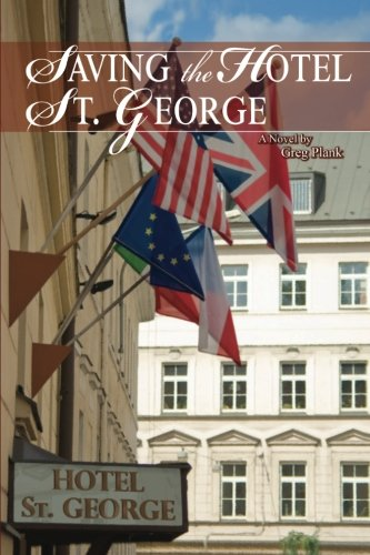9781484199282: Saving the Hotel St. George