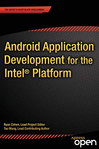 9781484201015: Android Application Development for the Intel Platform