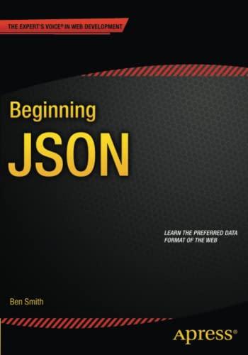 9781484202036: Beginning JSON