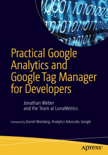 9781484202661: Practical Google Analytics and Google Tag Manager for Developers