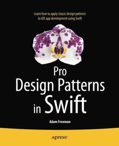 9781484203958: Pro Design Patterns in Swift