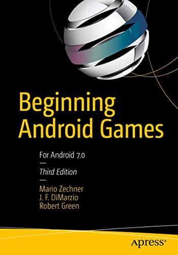 9781484204733: Beginning Android Games
