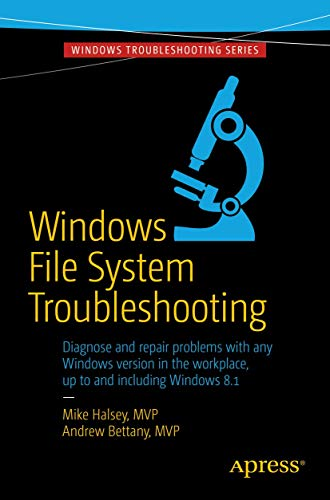 9781484210178: Windows File System Troubleshooting