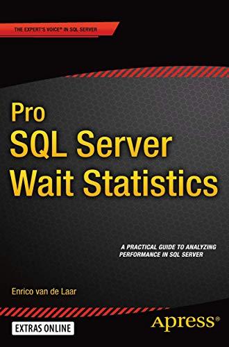 9781484211403: Pro SQL Server Wait Statistics