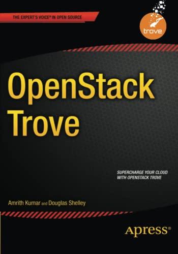 9781484212226: Openstack Trove
