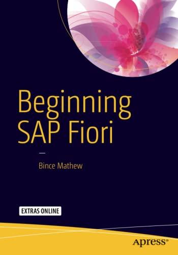 9781484213360: Beginning SAP Fiori