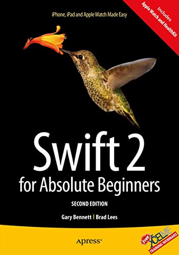 9781484214893: Swift 2 for Absolute Beginners