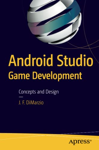 9781484217177: Android Studio Game Development: Concepts and Design