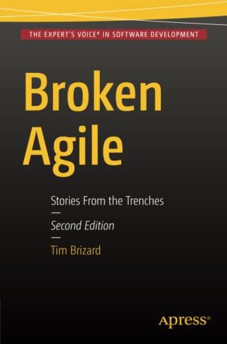 9781484217443: Broken Agile: Second Edition