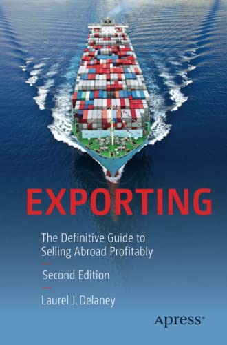 9781484221921: Exporting: The Definitive Guide to Selling Abroad Profitably