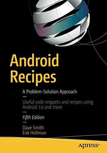 9781484222584: Android Recipes: A Problem-Solution Approach