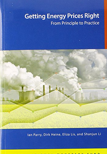 9781484388570: Getting Energy Prices Right: From Principle To Practice