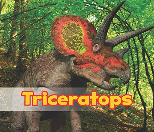 9781484602133: Triceratops (All About Dinosaurs)