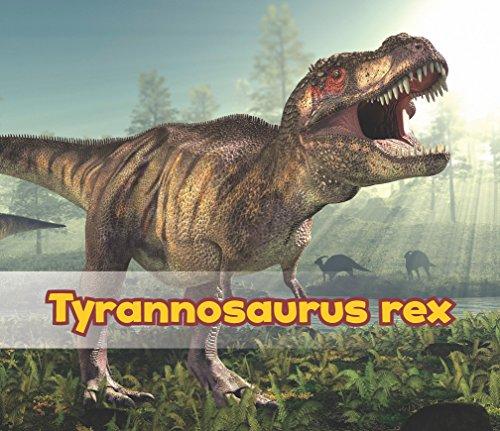 9781484602140: Tyrannosaurus Rex (All About Dinosaurs)