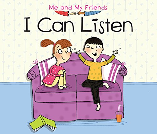 9781484602461: I Can Listen (Me and My Friends)