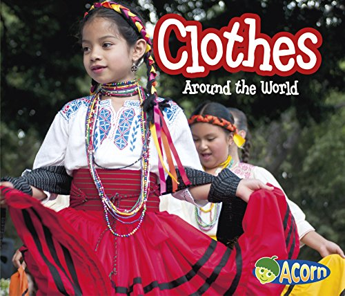 Clothes Around the World: Lewis, Clare