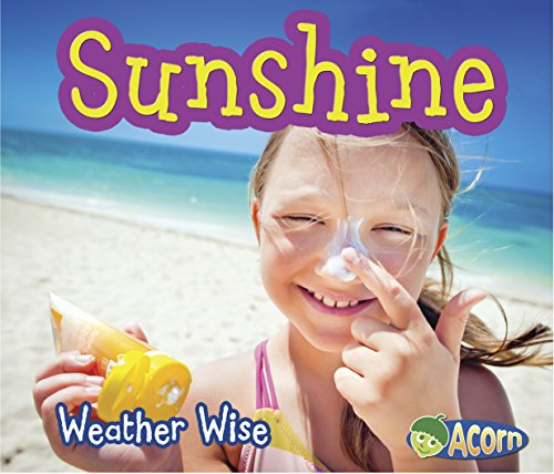9781484605578: Sunshine (Acorn: Weather Wise)