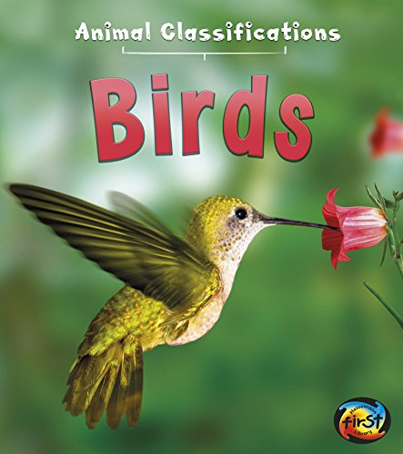 Birds (Animal Classifications): Royston, Angela
