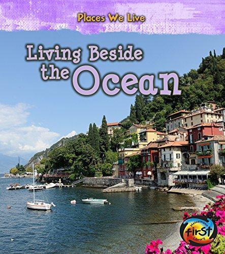 Living Beside the Ocean (Places We Live): Labrecque, Ellen