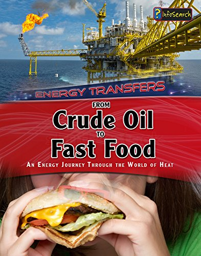 9781484608906: From Crude Oil to Fast Food: An energy journey through the world of heat (Energy Transfers)