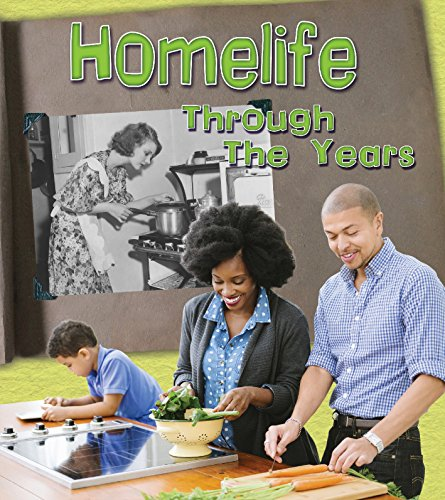 9781484609309: Home Life Through the Years: How Daily Life Has Changed in Living Memory (History in Living Memory)