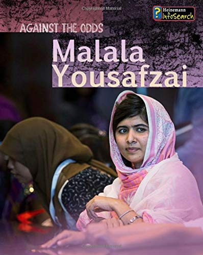 9781484624647: Malala Yousafzai (Against the Odds Biographies)