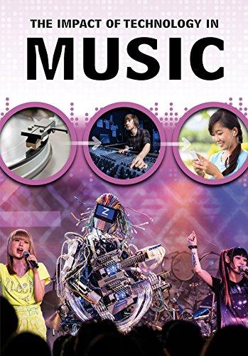 The Impact of Technology in Music: Anniss, Matt; Anniss, Matthew
