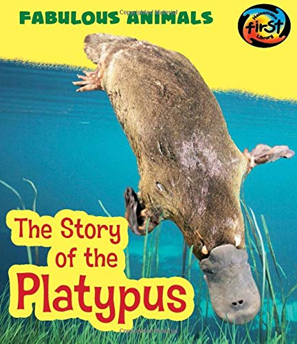 9781484627105: The Story of the Platypus (Fabulous Animals)