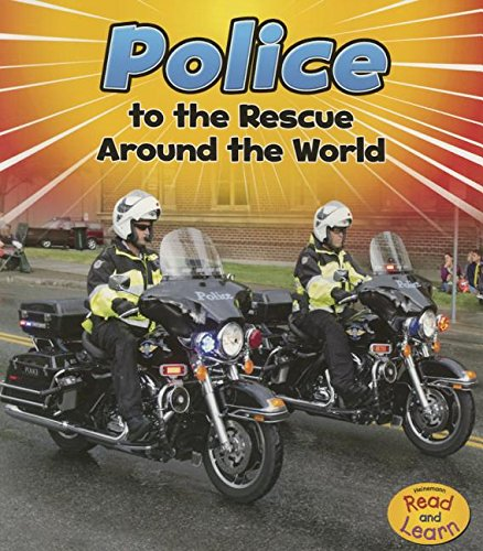 9781484627549: Police to the Rescue Around the World