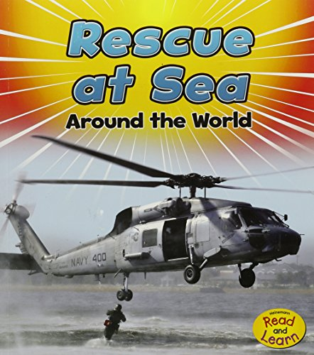 9781484627570: Rescue at Sea Around the World (To The Rescue!)