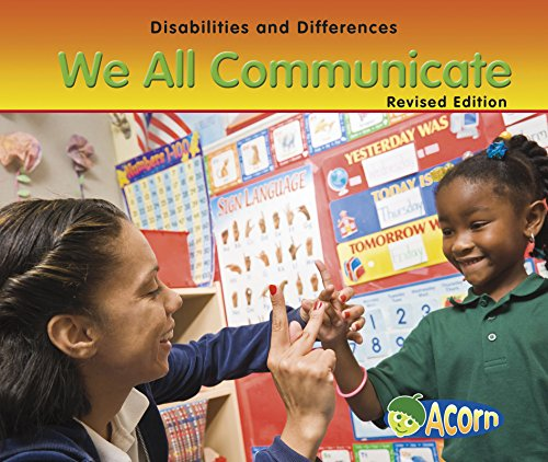 9781484636251: We All Communicate (Disabilities and Differences)